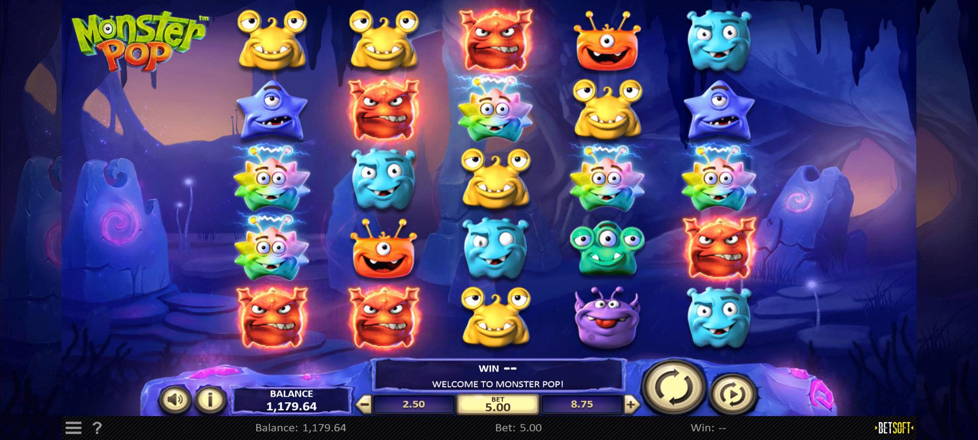 Slot Monster Pop