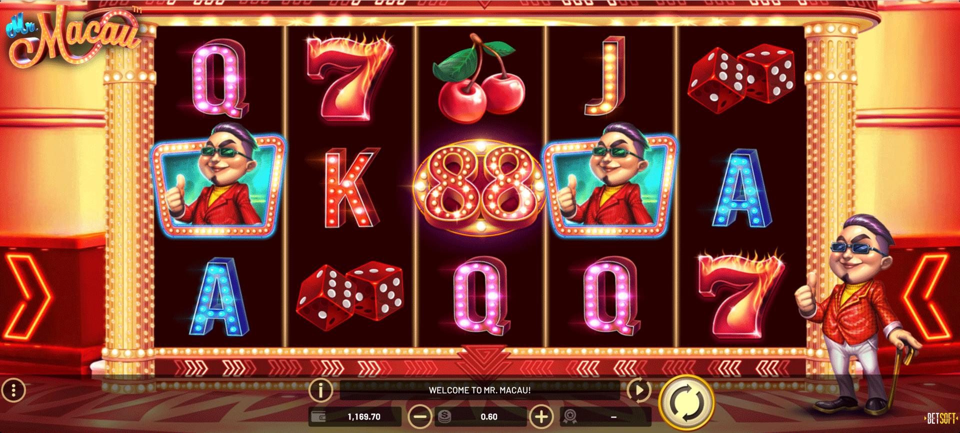 Slot Mr Macau