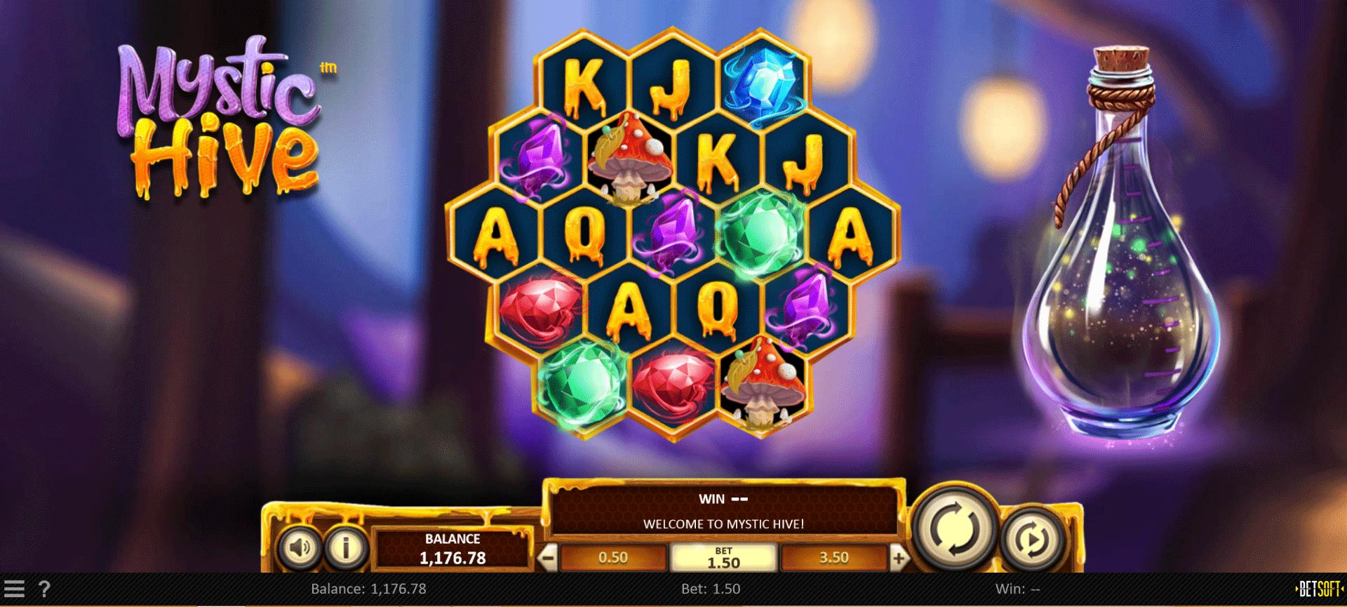 Slot Mystic Hive