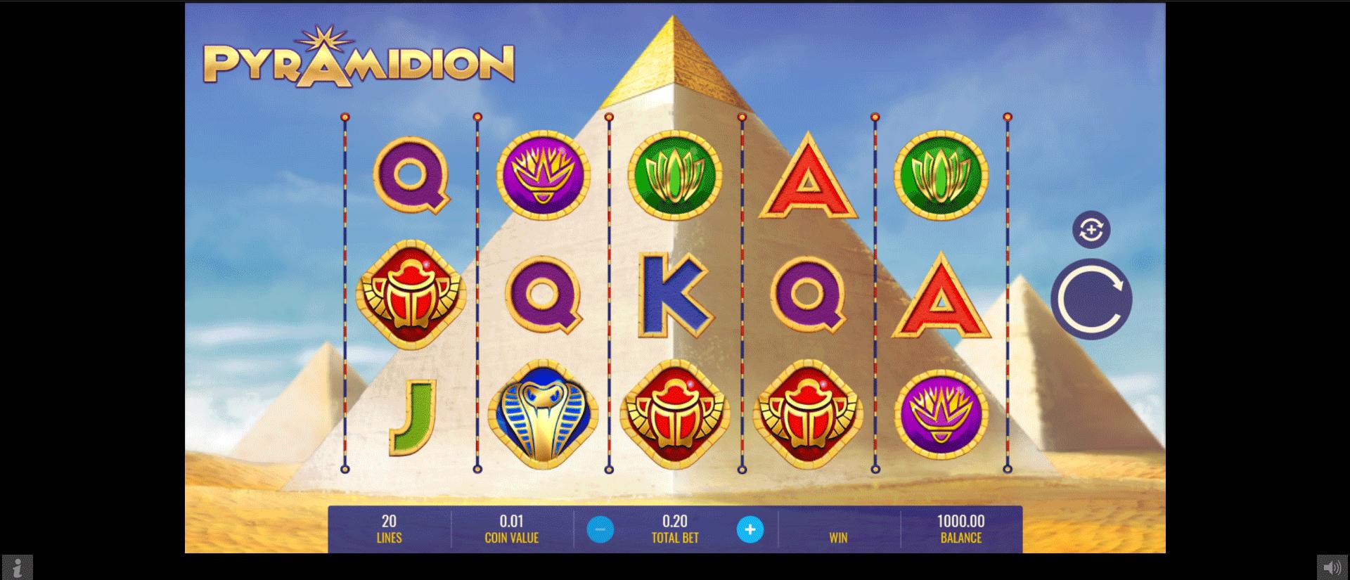 Slot Pyramidion