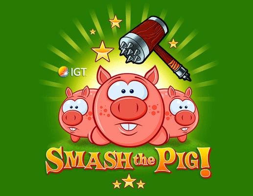 slot gratis smash the pig