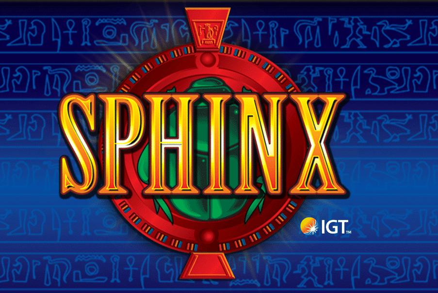 slot gratis sphinx