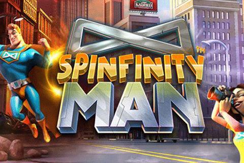 slot spinfinity man gratis