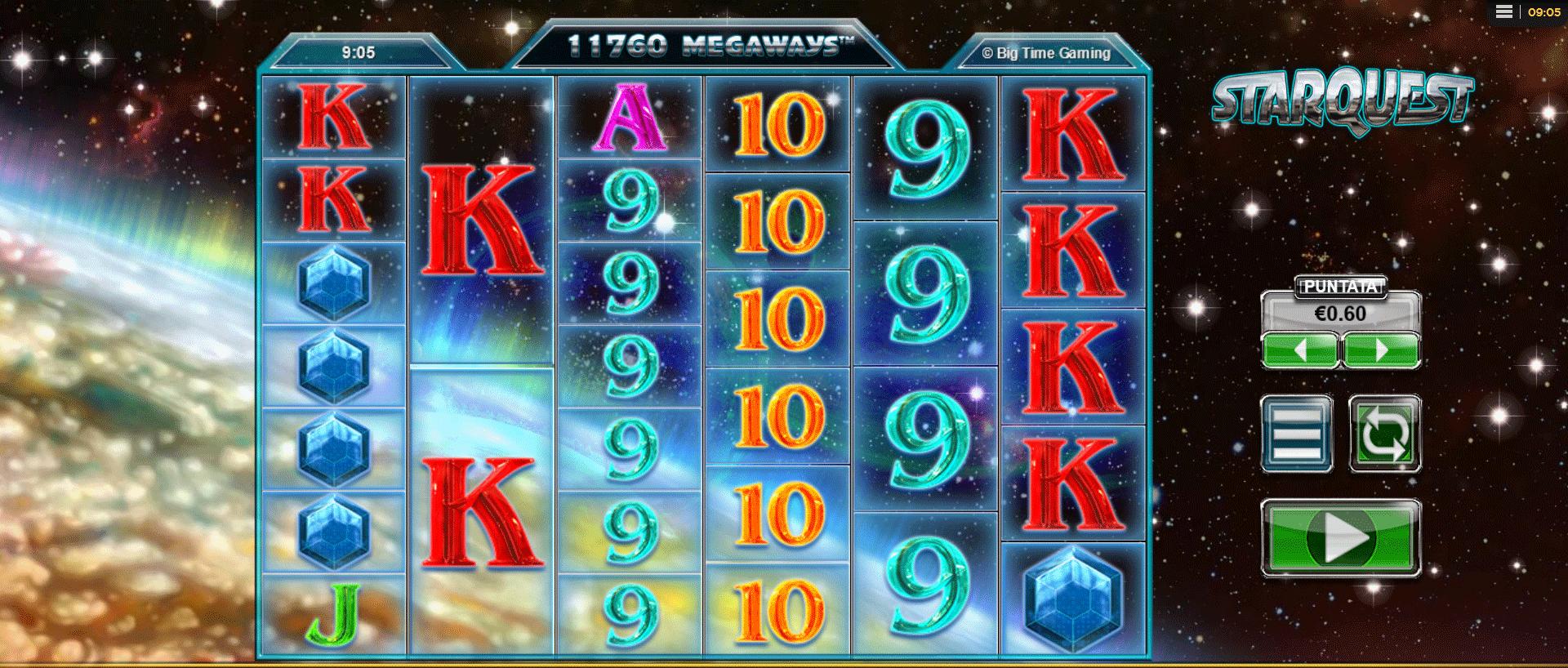 Slot StarQuest