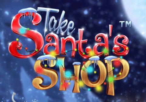 slot gratis take santa's shop