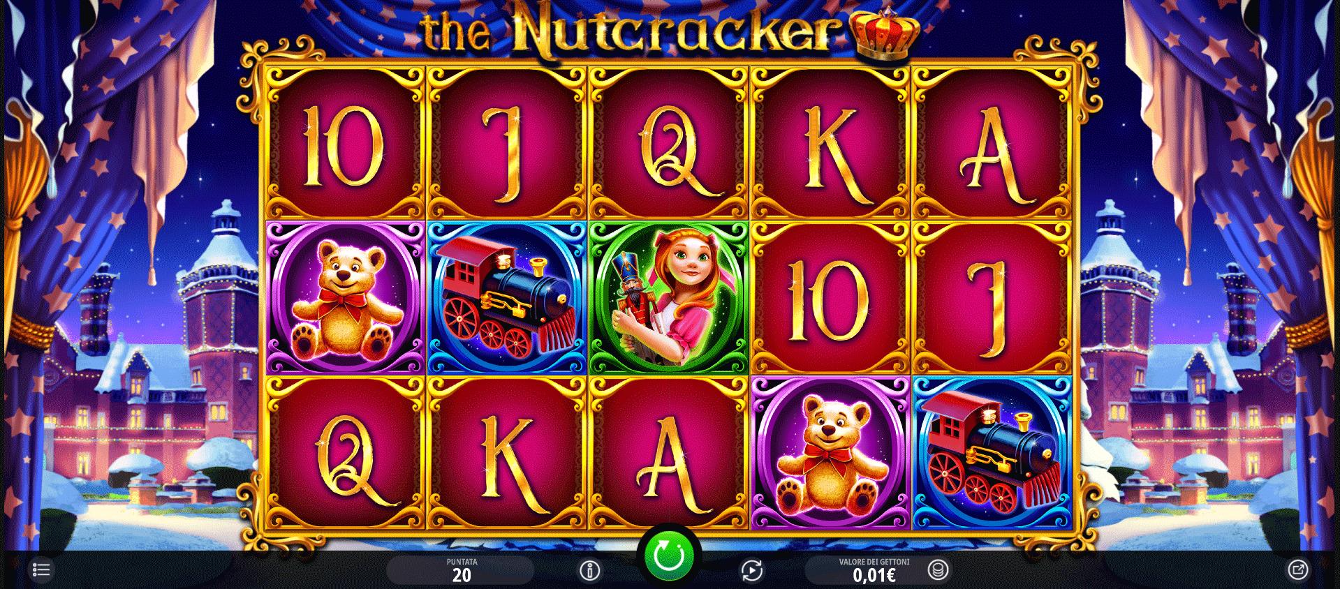 Slot The Nutcracker