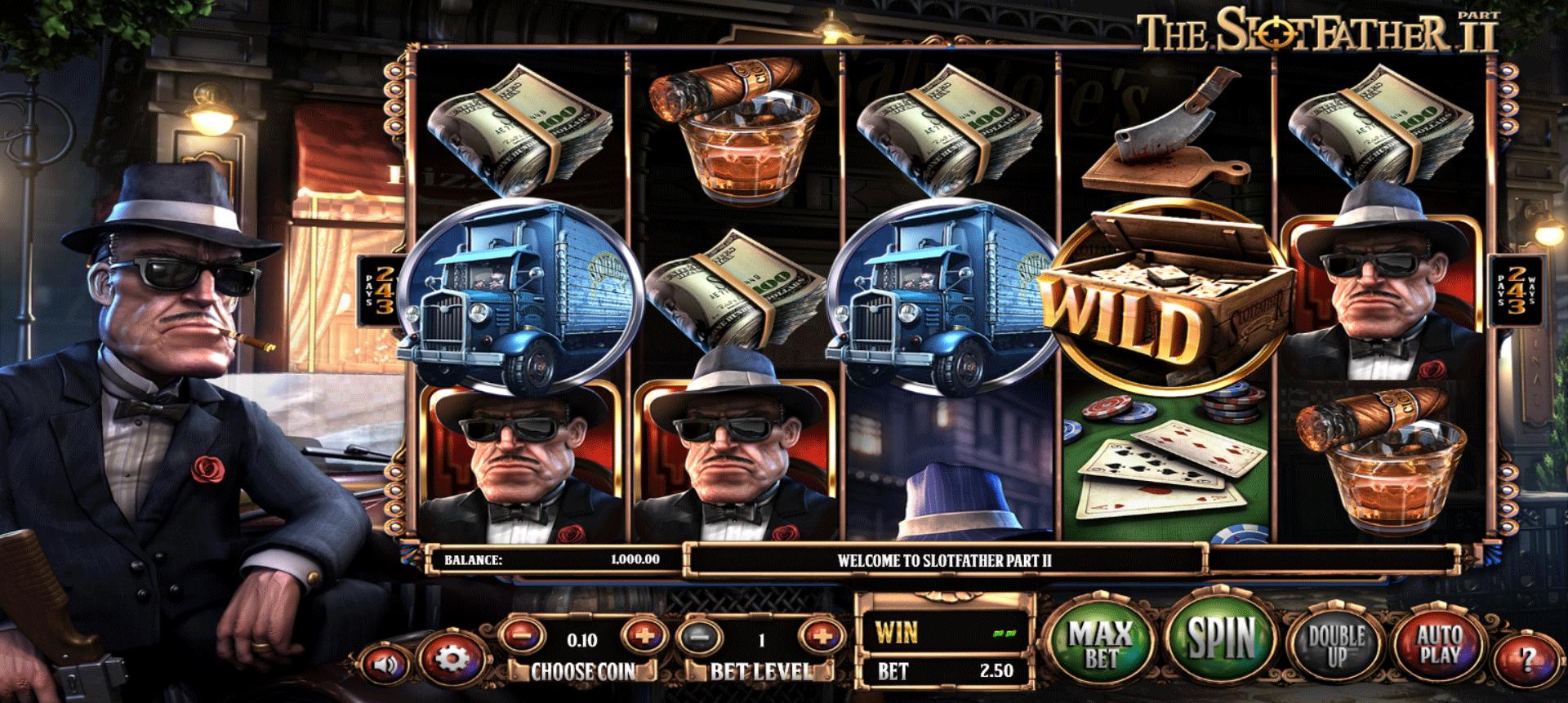 Slot The SlotFather II