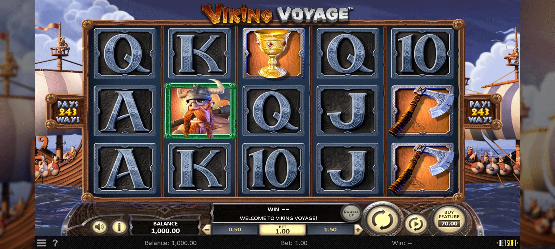 Slot Viking Voyage