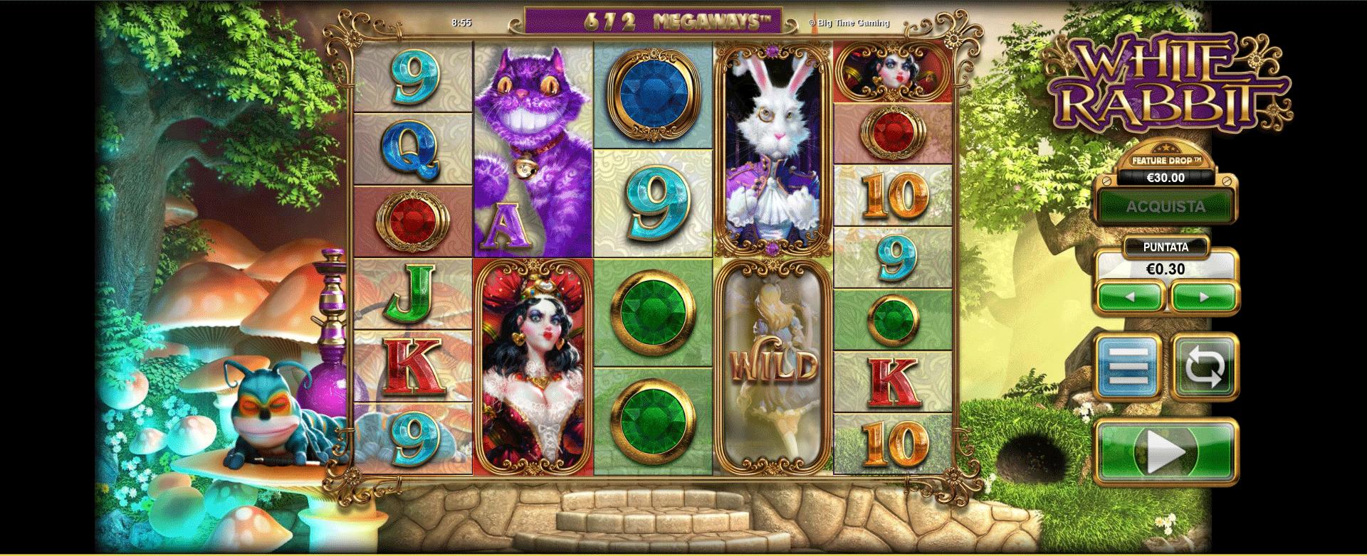 Slot White Rabbit