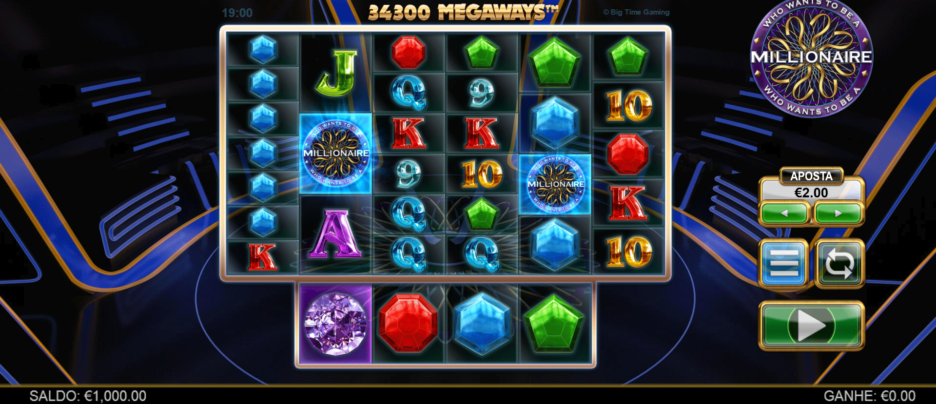 Slot Who Wants to Be a Millionaire Megaways