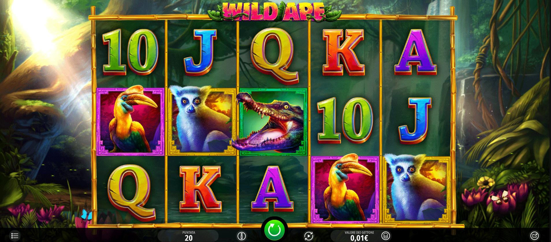 Slot Wild Ape