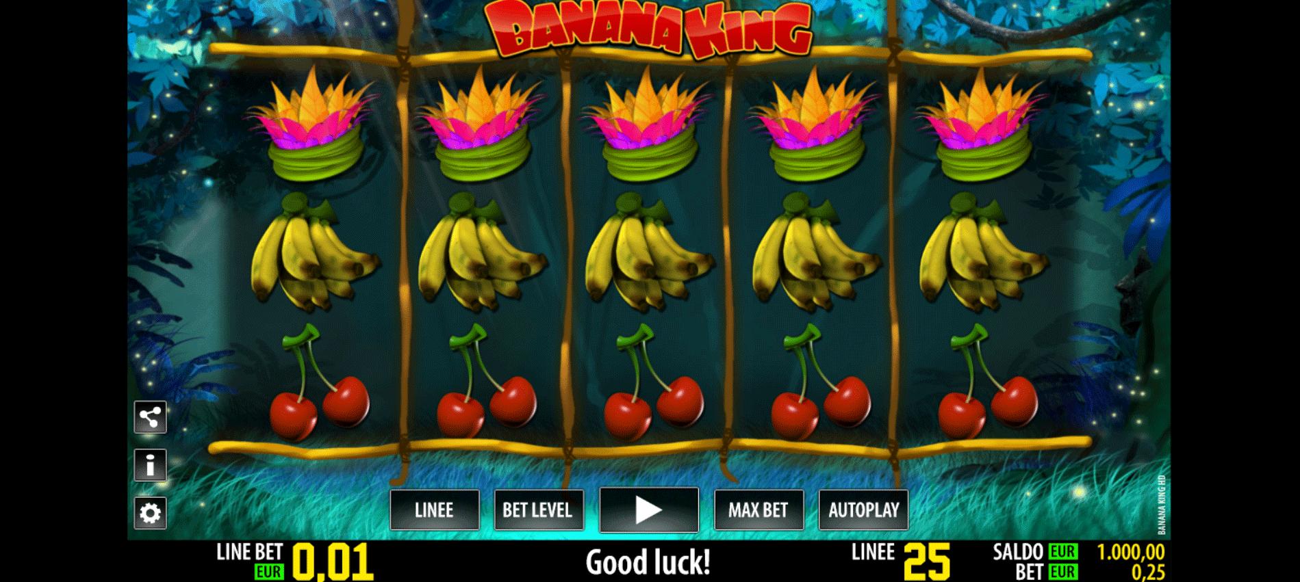 Slot Banana King