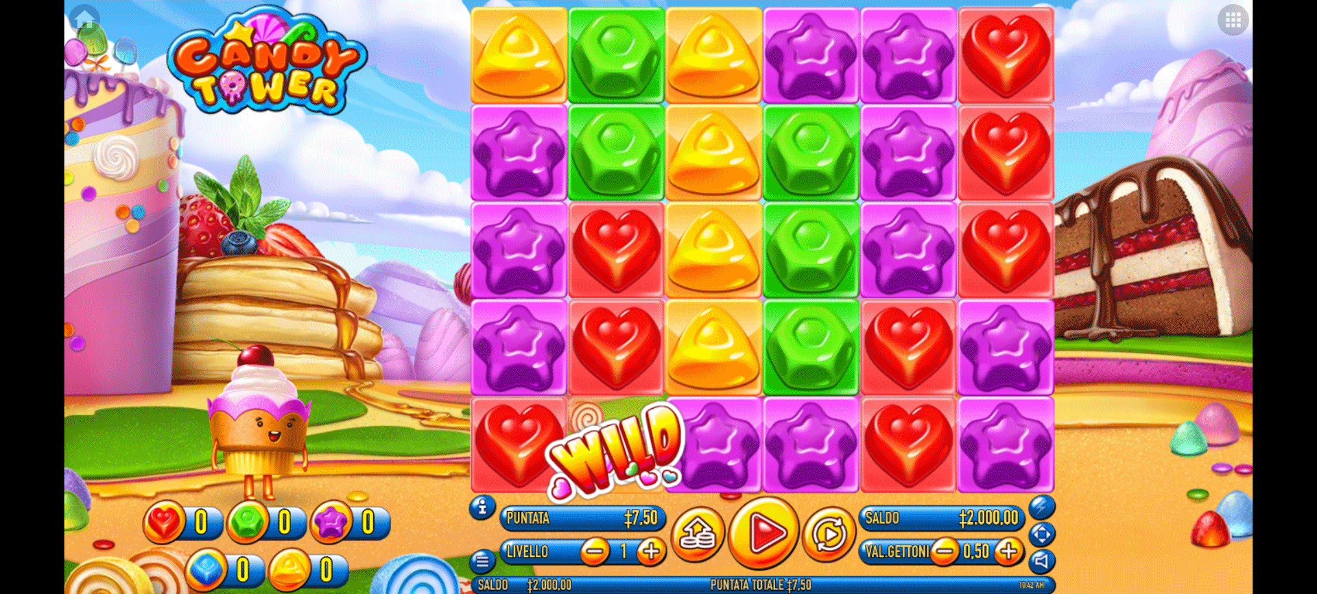 Slot Candy Tower