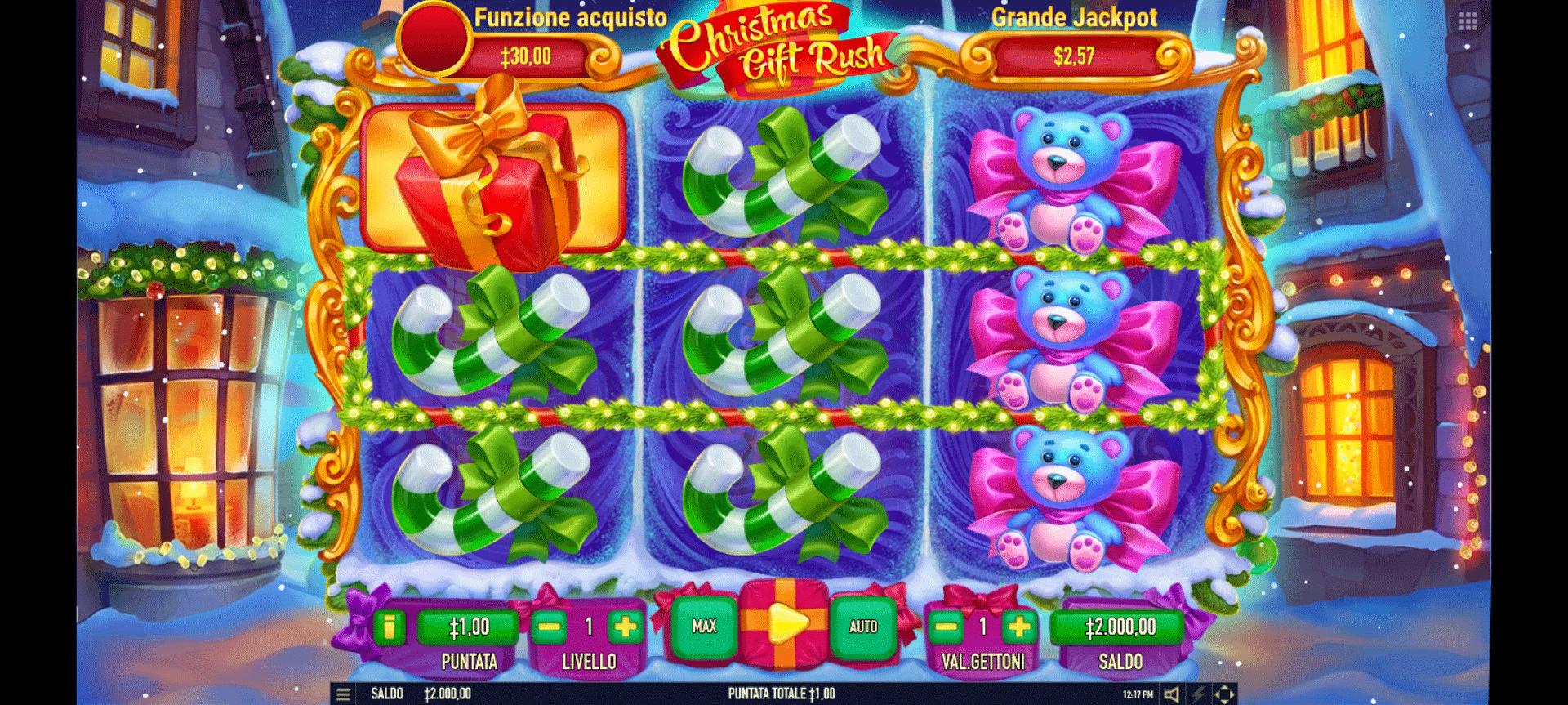Slot Christmas Gift Rush