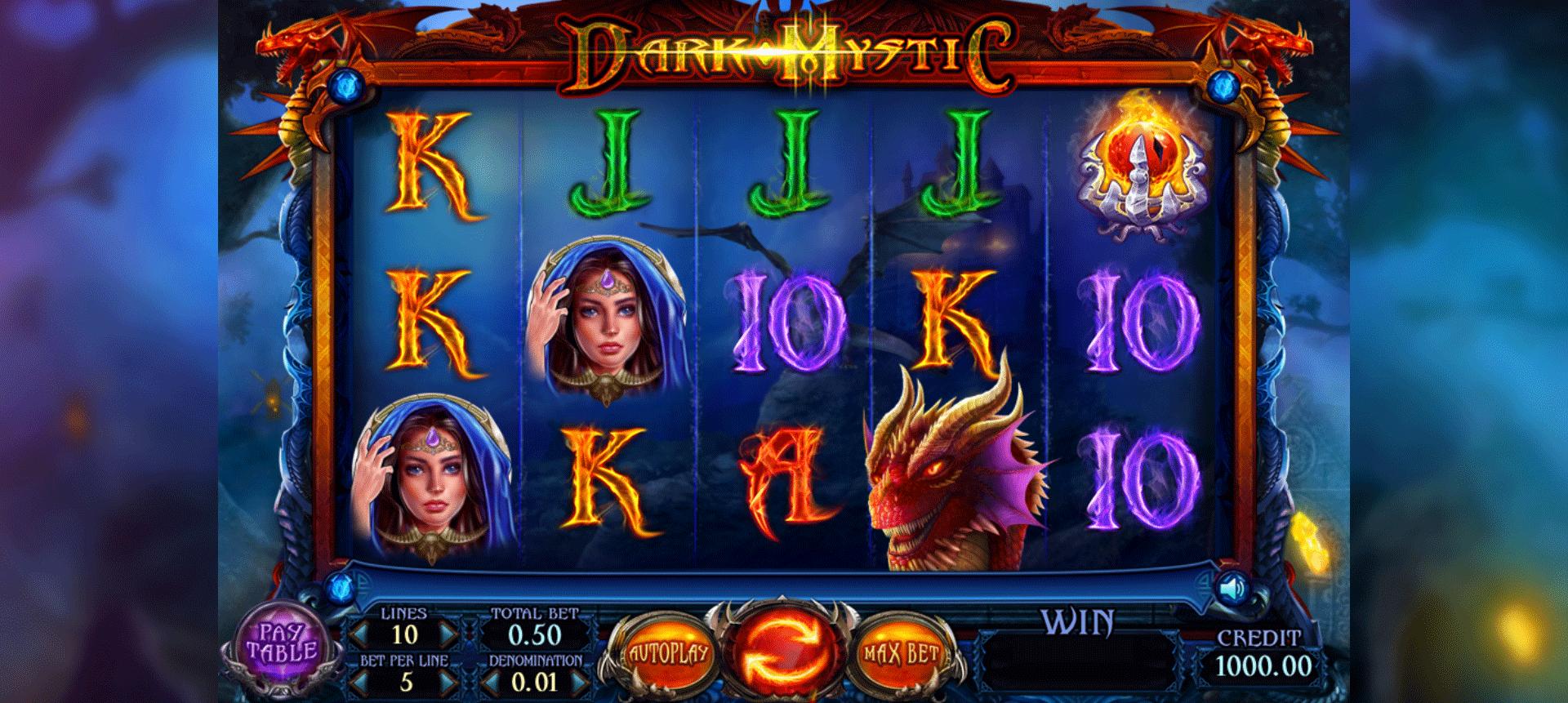 Slot Dark Mystic