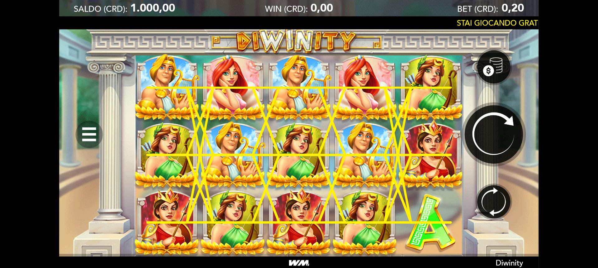 Slot Diwinity