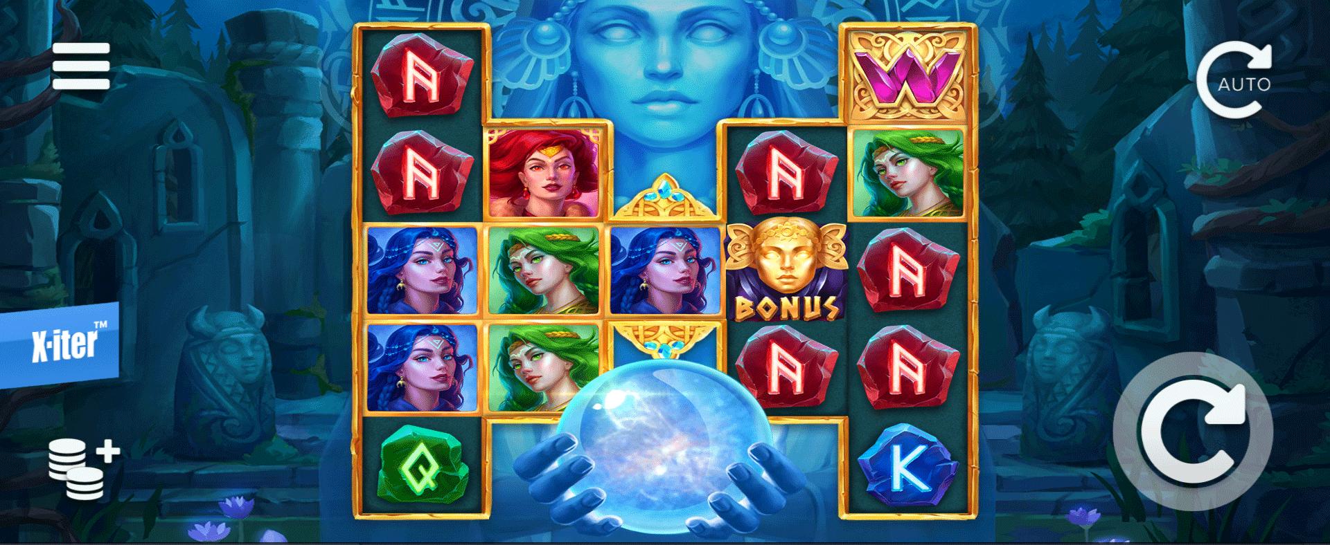 Slot Fate of Fortune