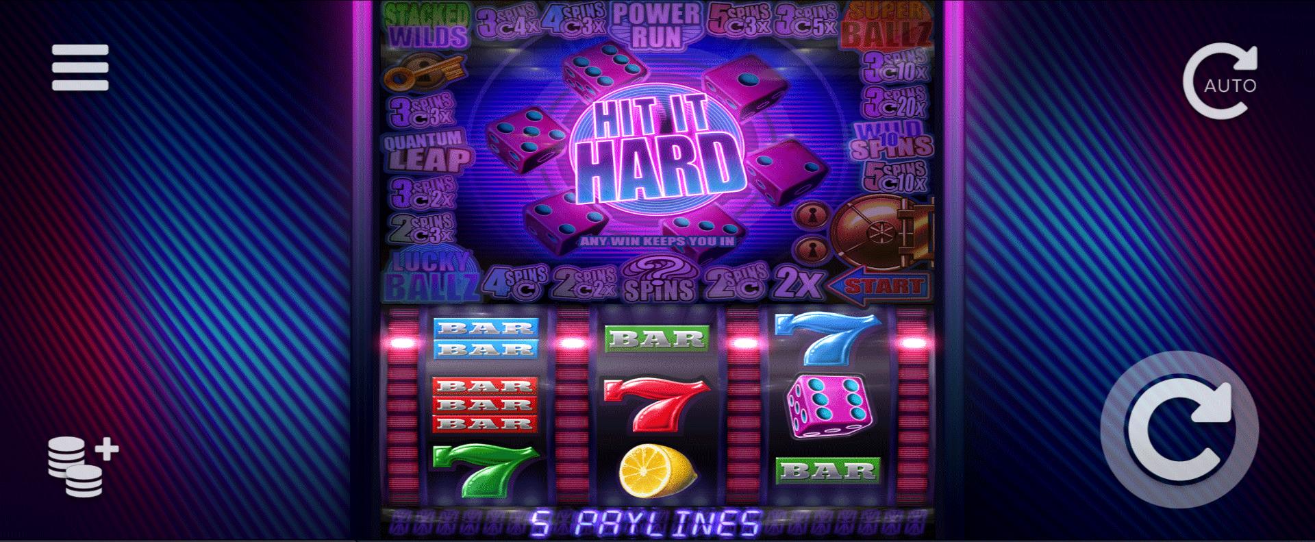Slot Hit it Hard