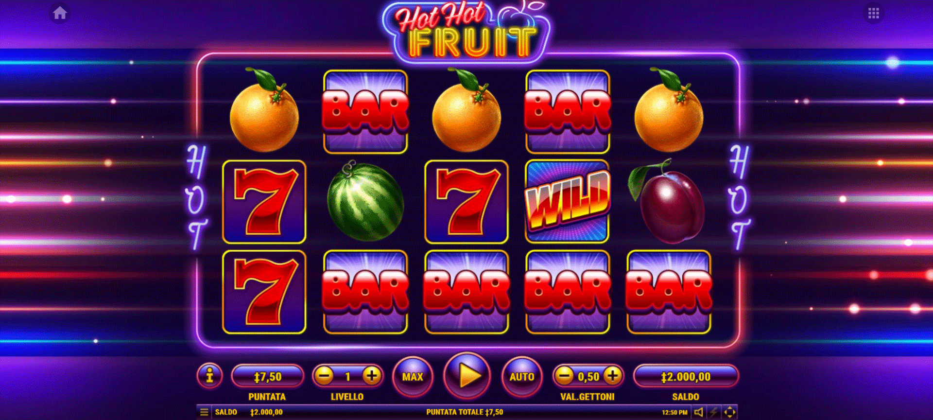 Slot Hot Hot Fruit