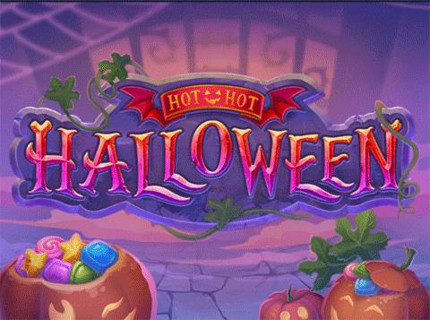 slot gratis hot hot halloween