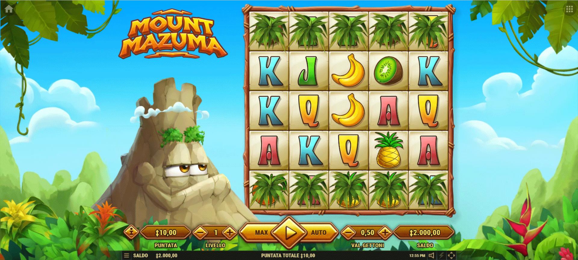 Slot Mount Mazuma