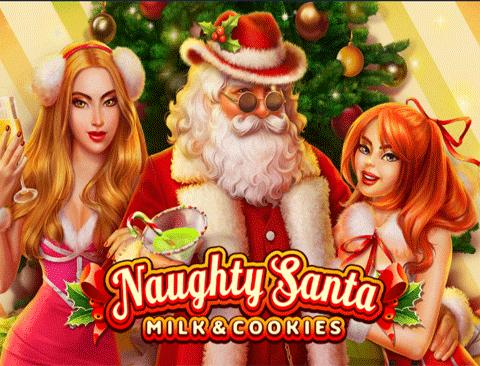 slot naughty santa gratis