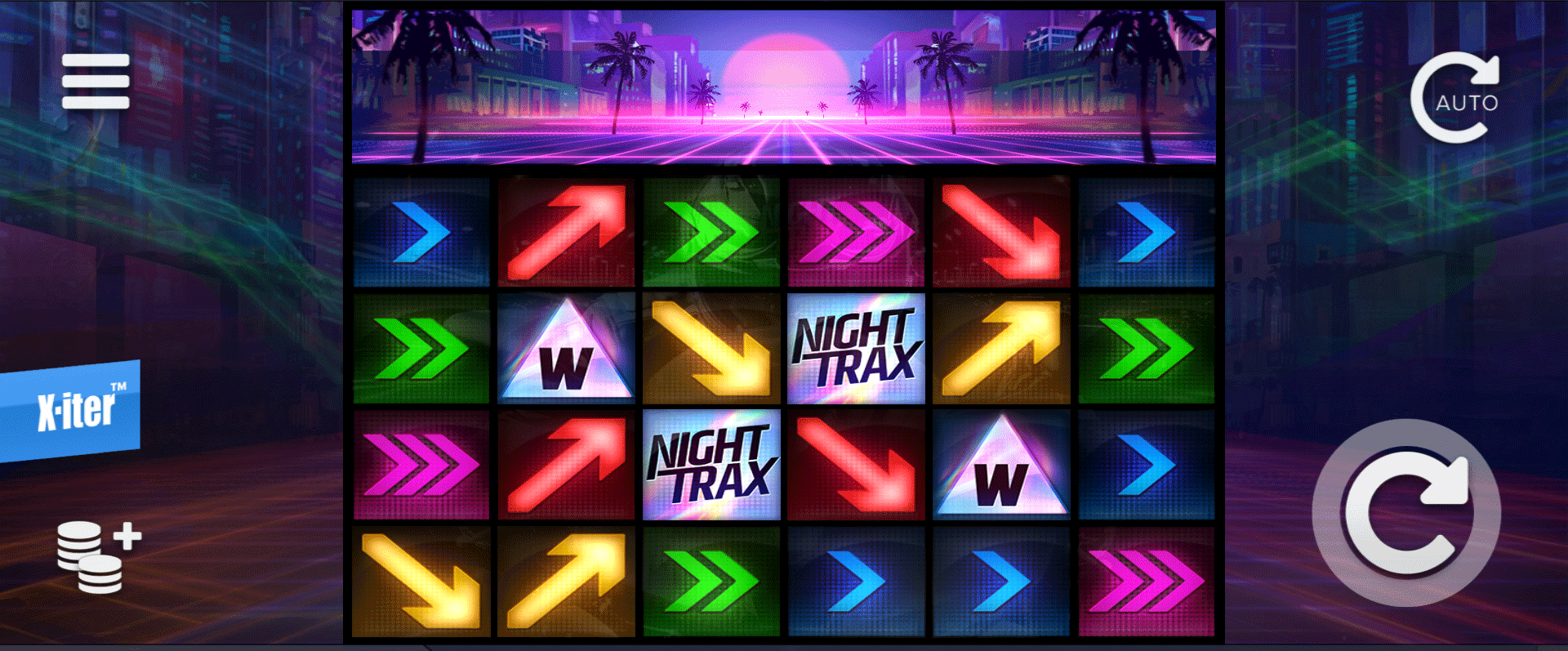 Slot Night Trax