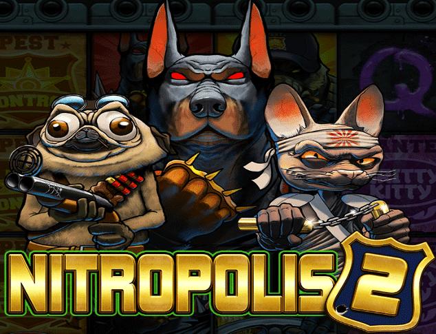 slot nitropolis 2 gratis