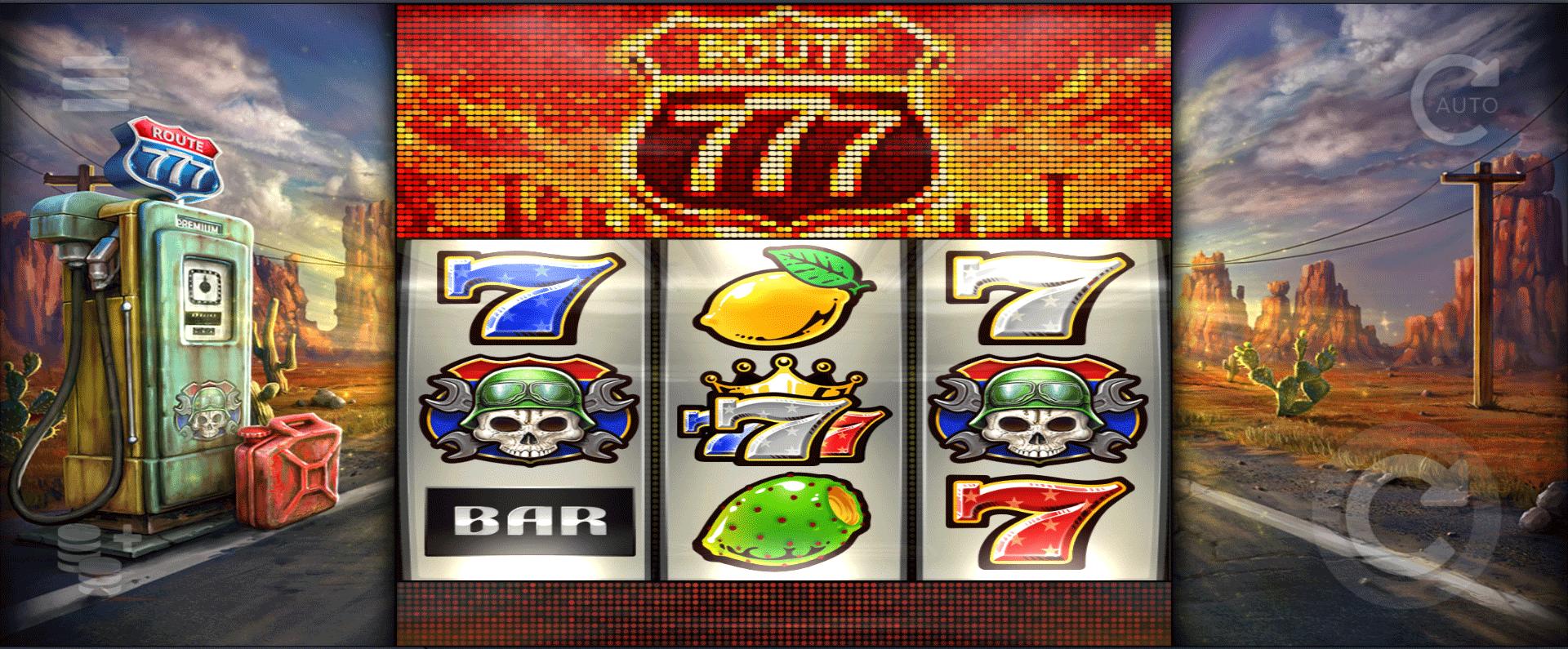 Slot Route 777