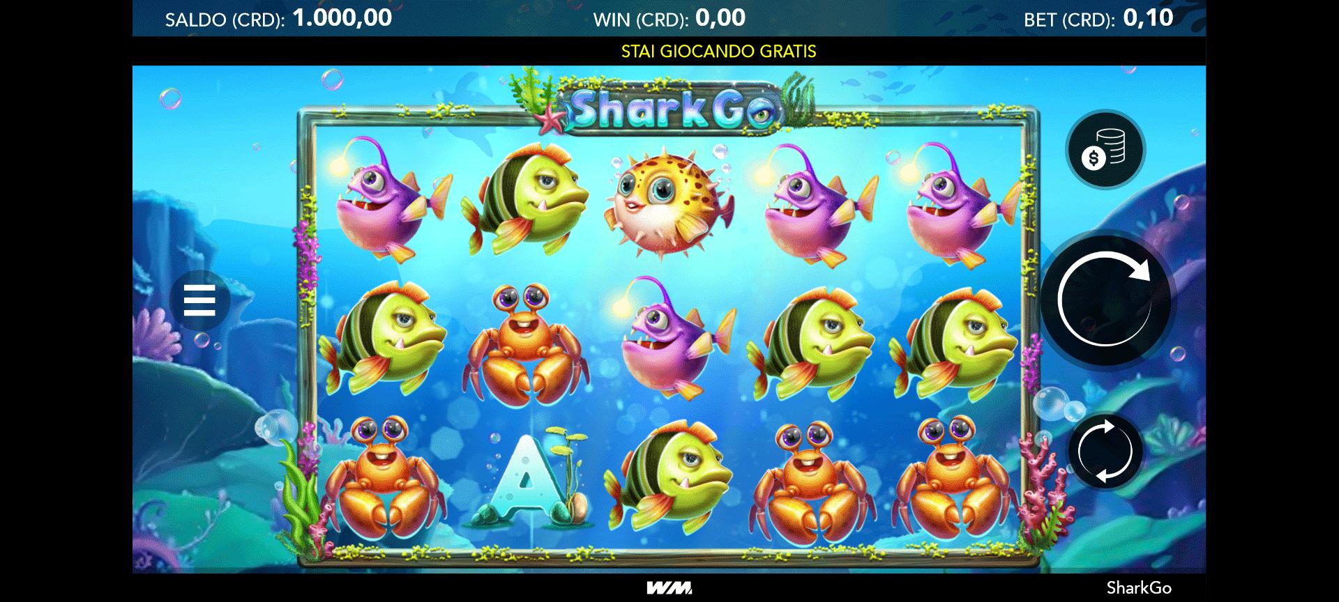 Slot SharkGo