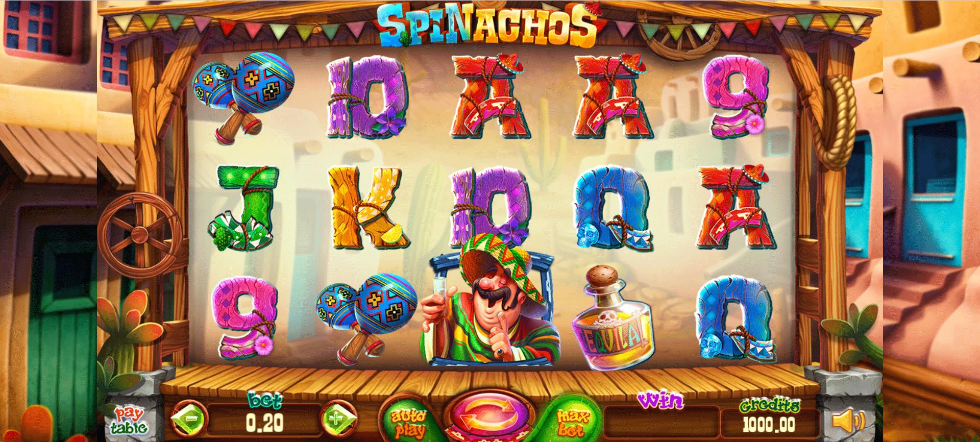 Slot Spinachos