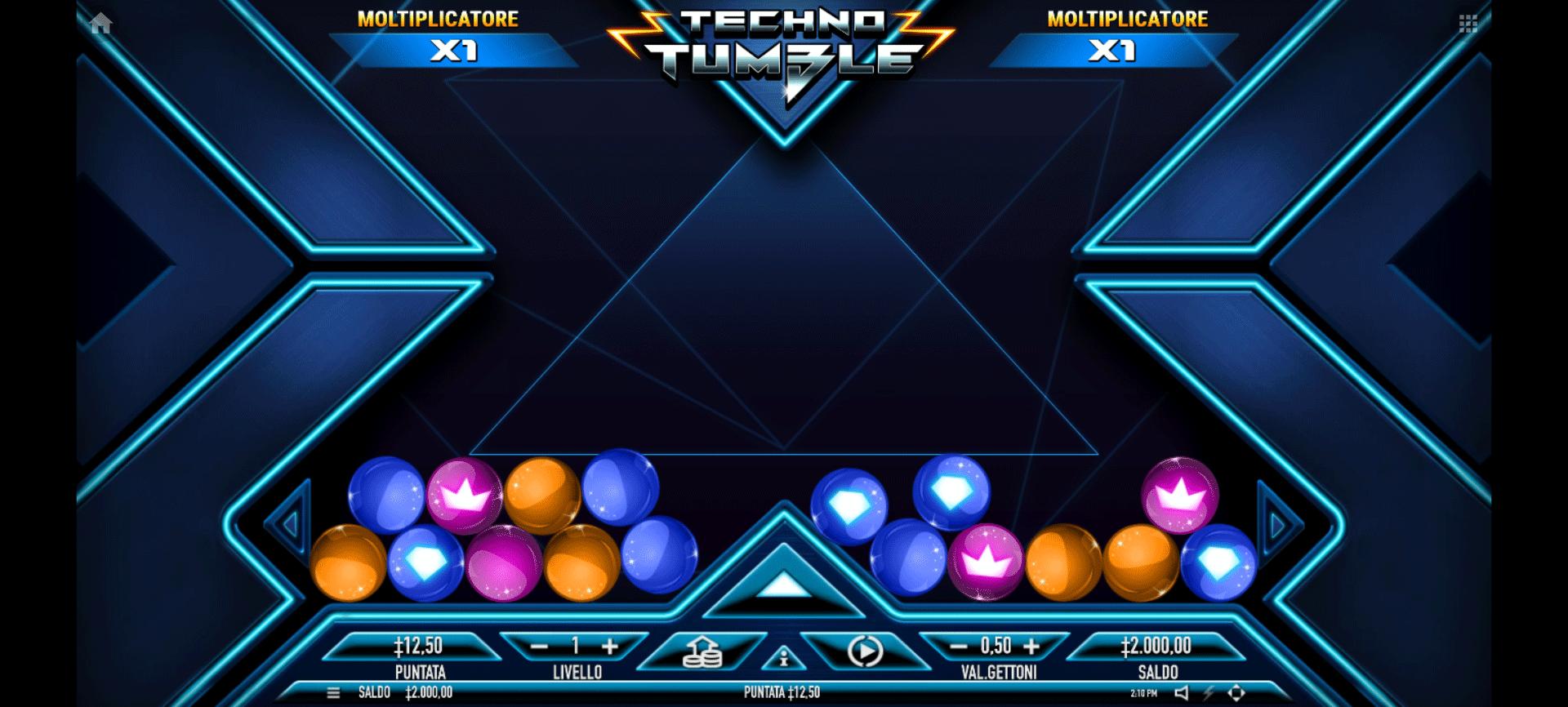Slot Techno Tumble