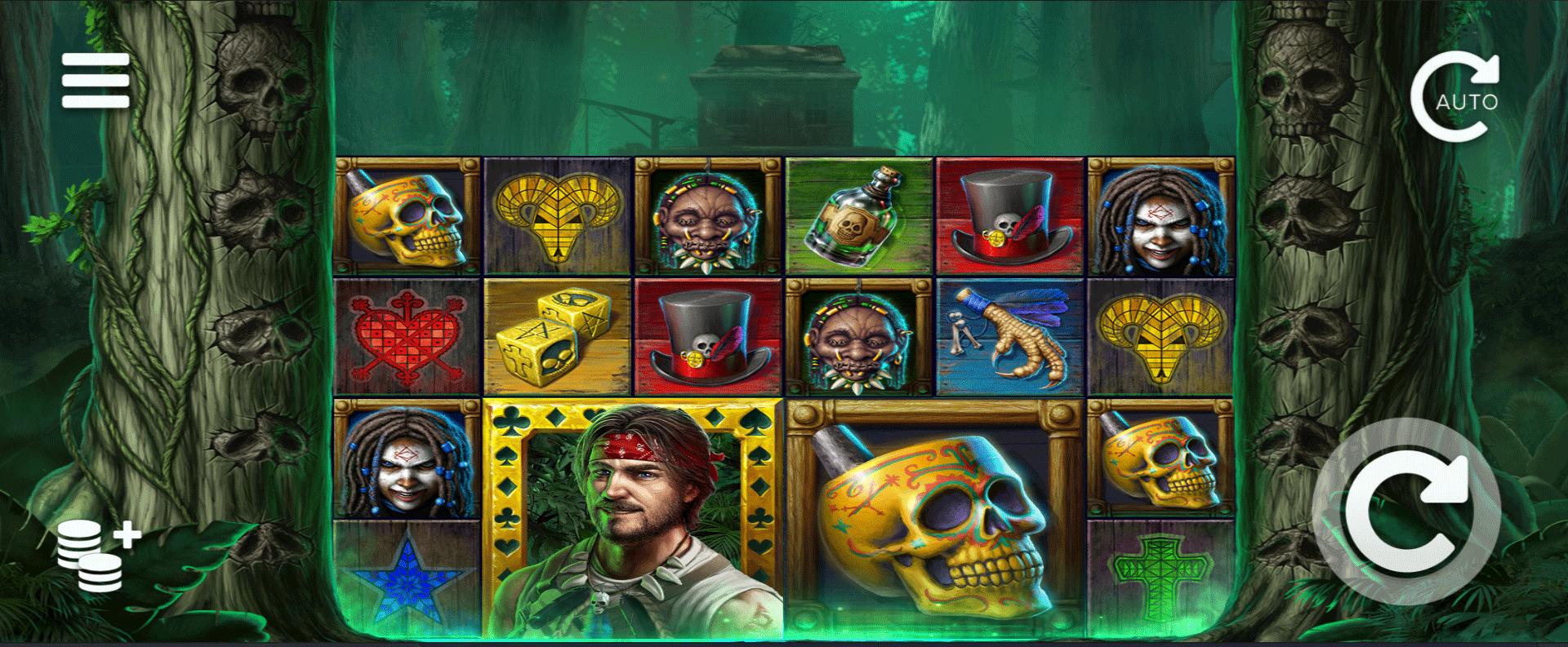 Slot Voodoo Gold