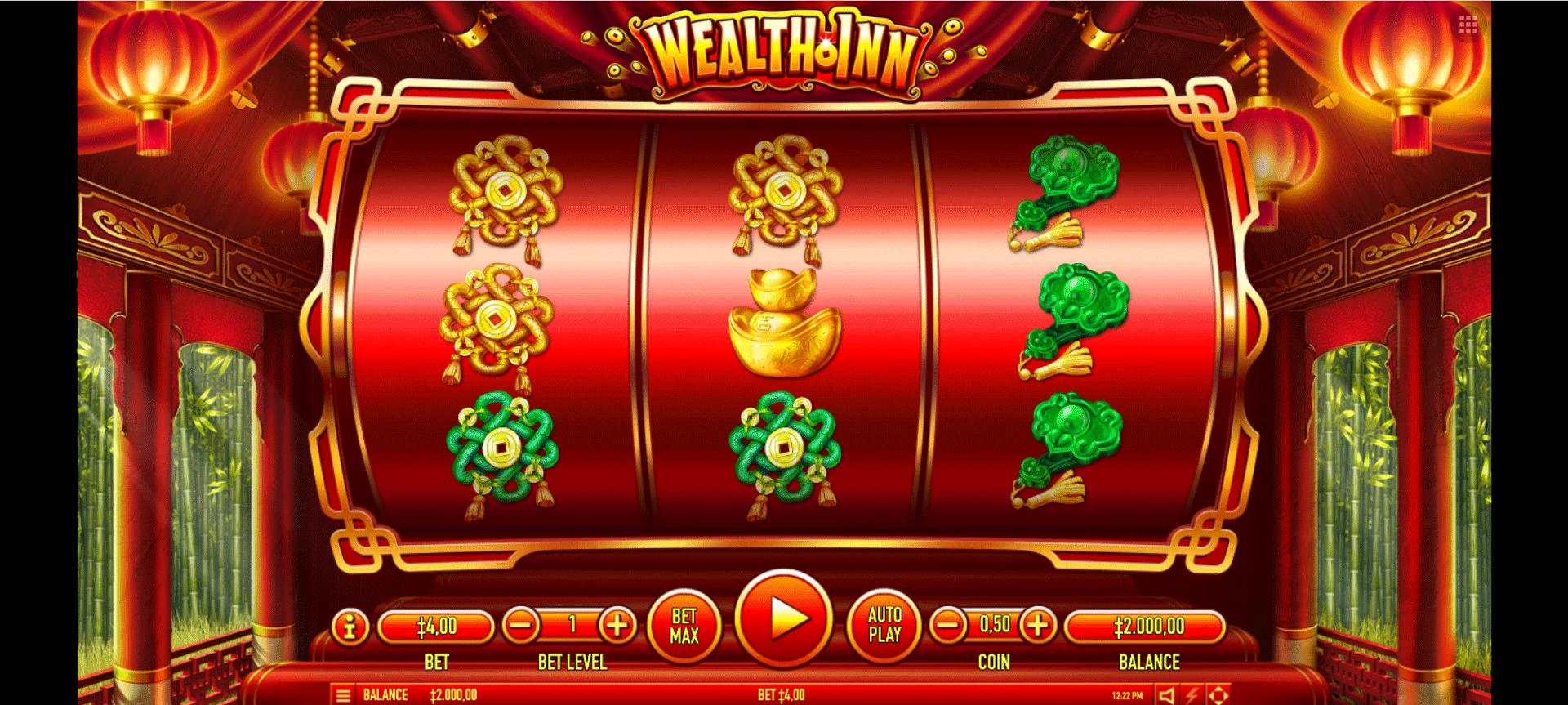 Slot Wealth Inn