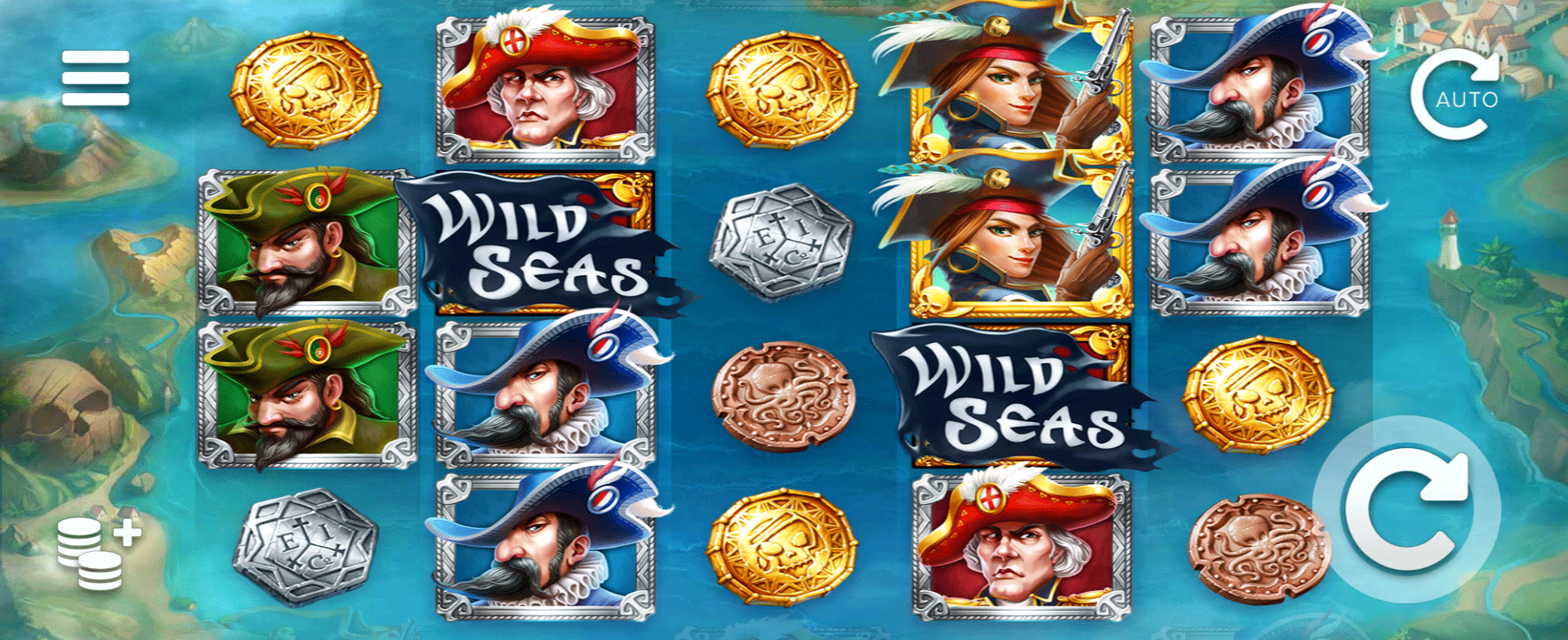 Slot Wild Seas