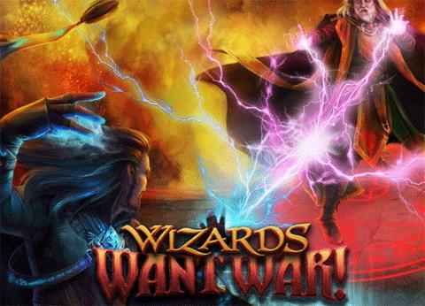 slot gratis wizards want war