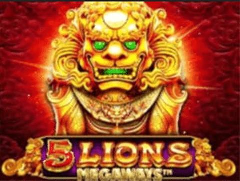 slot 5 lions megaways gratis
