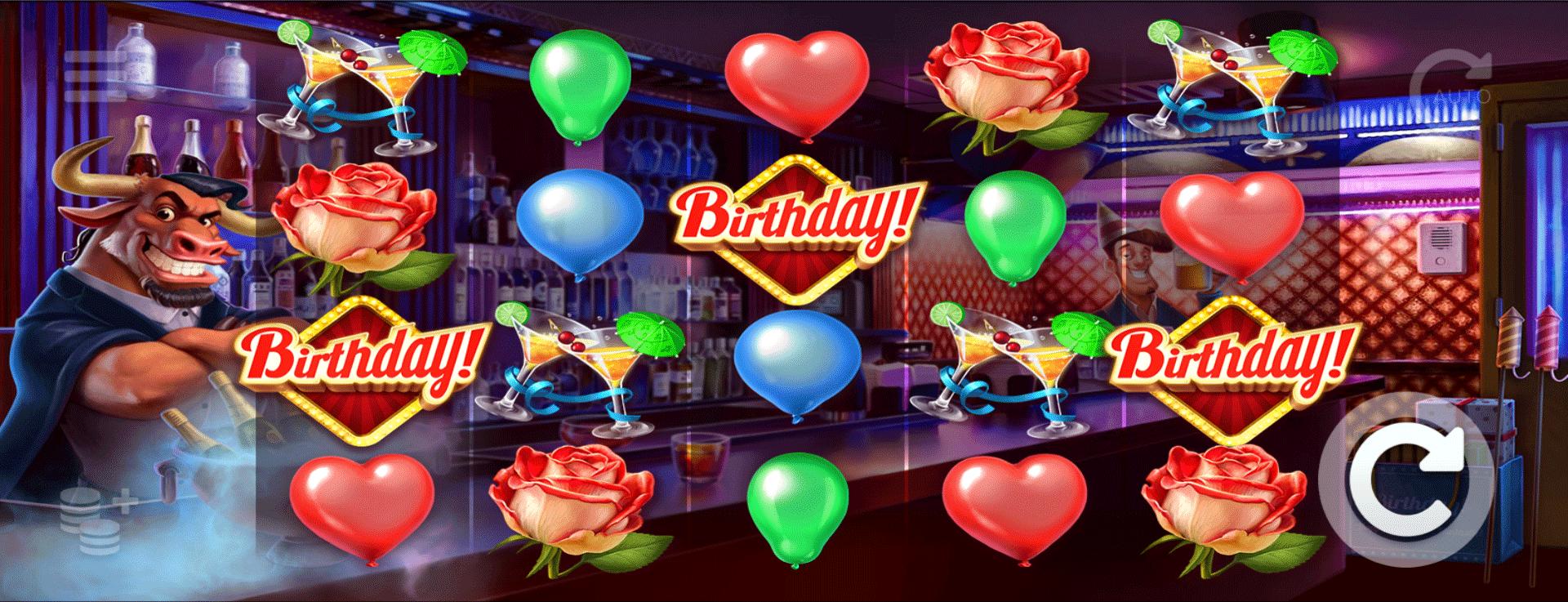 Slot Birthday