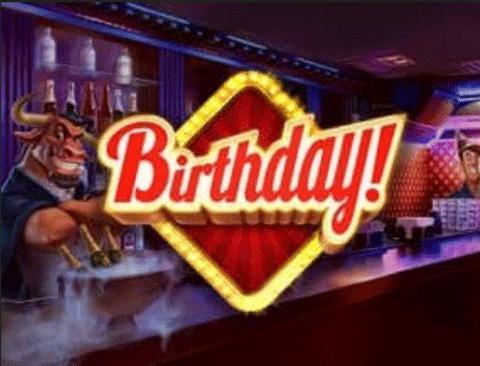 slot gratis birthday