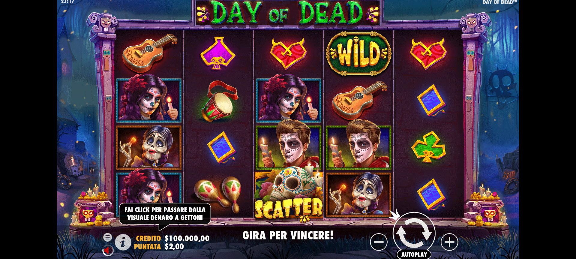 Slot Day of Dead