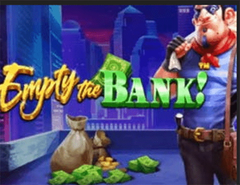 slot gratis empty the bank