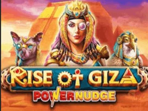 slot gratis rise of giza powernudge