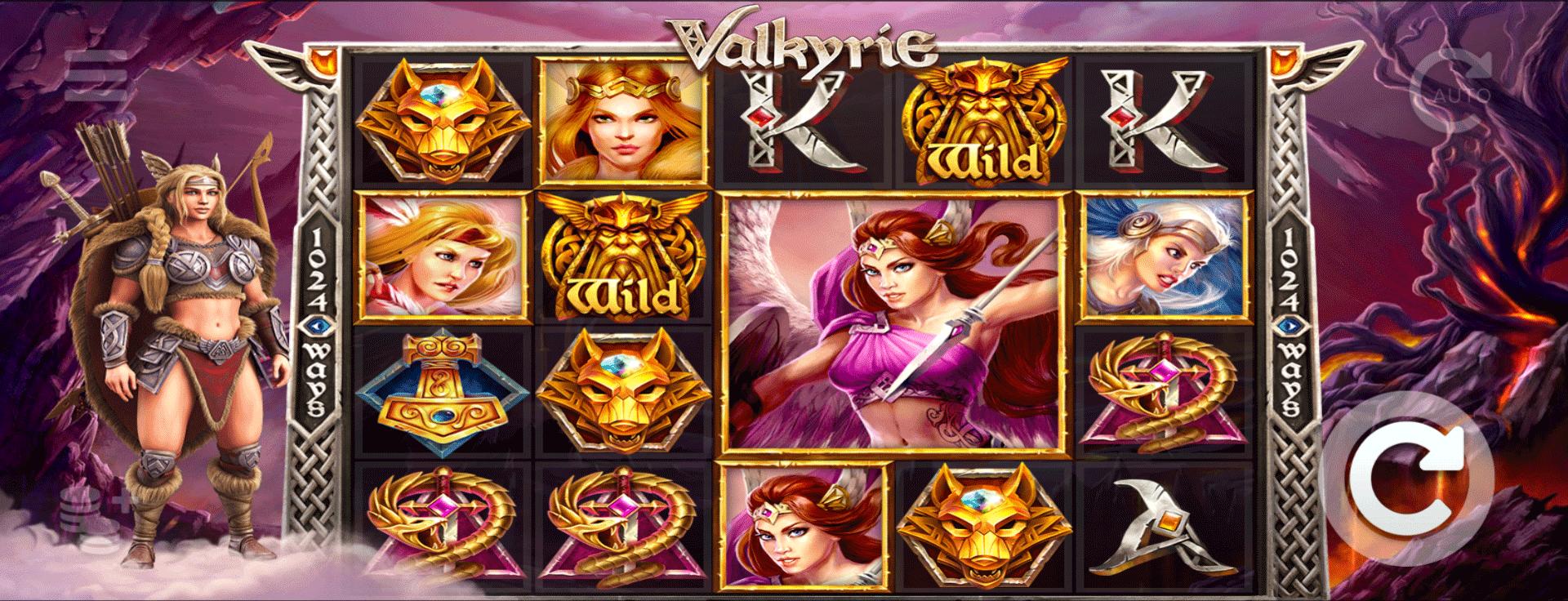 Slot Valkyrie